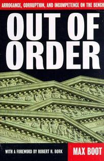 Out of Order: Arrogance