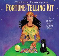 Madame Boskys Fortune Telling Kit: A Book and Card Set