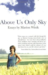 Above Us Only Sky: Essays by Marion Winik