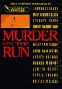 Murder on the Run Hc