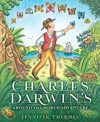 Charles Darwin's Around-the-World Adventure