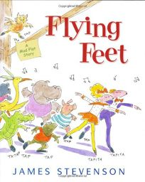 Flying Feet: A Mud Flat Story