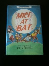 Mice at Bat: Story and Pictures