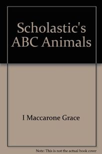 Scholastics ABC Animals