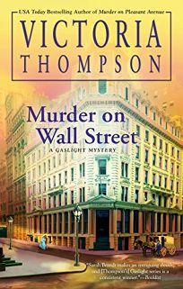 Murder on Wall Street: A Gaslight Mystery