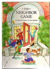 Neighbor Game: 2a Pop-Up Figure-It-Out Book