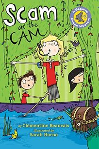 Scam on the CAM: A Sesame Seade Mystery #3
