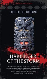 Harbinger of the Storm: Obsidian and Blood