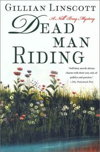 DEAD MAN RIDING: A Nell Bray Mystery