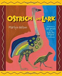 Ostrich and Lark
