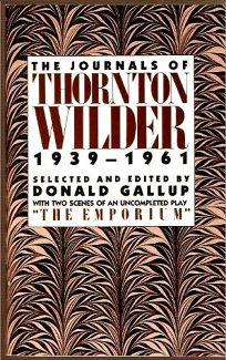 Journals of Thornton Wilder