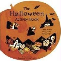 The Halloween Activity Book: Creepy