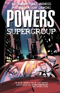 Powers Volume 4: Supergroup