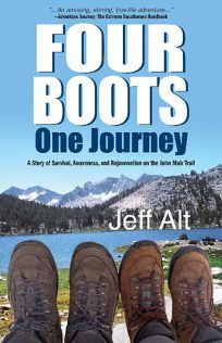 Four Boots One Journey: A Story of Survival