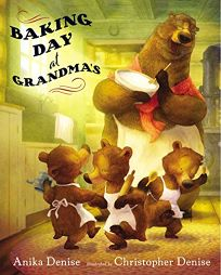 Baking Day at Grandmas