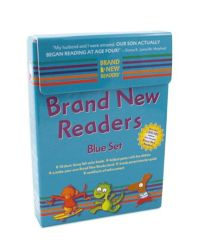 Brand New Readers Blue Set