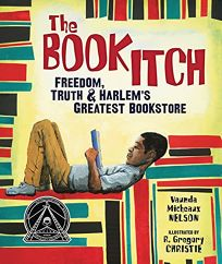 The Book Itch: Freedom