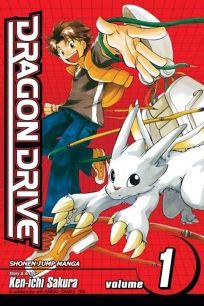 Dragon Drive Vol. 1