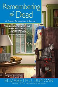 Remembering the Dead: A Penny Brannigan Mystery
