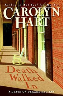 Death Walked In: A Death on Demand Mystery