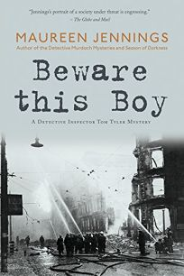 Beware This Boy: A Detective Inspector Tom Tyler Mystery