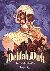 Delilah Dirk and the Kings Shilling