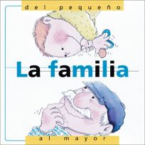 La Familia del Pequeno Al Mayor: Your Family from Youngest to Oldest