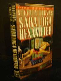 Saratoga Hexameter: 2a Charlie Bradshaw Mystery