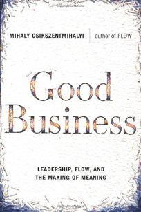 GOOD BUSINESS: Leadership