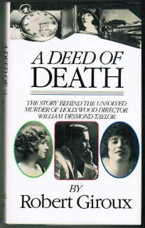 A Deed of Death