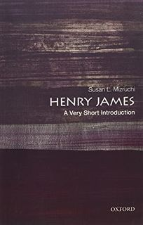 Henry James: A Very Short Introduction