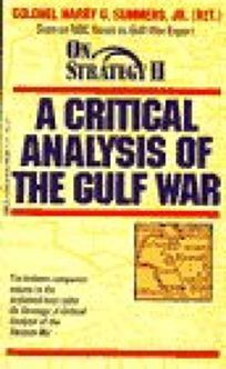On Strategy: Gulf War