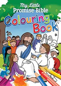 My Little Promise Bible Colouring Book