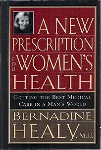 New Prescription F/Womens Health