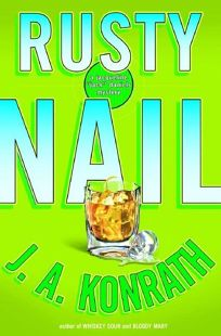 Rusty Nail: A Jacqueline Jack Daniels Mystery