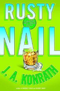 Rusty Nail: A Jacqueline Jack Daniels Mystery