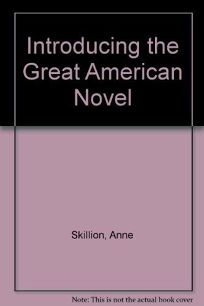 Introducing the Great American Novel