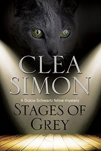 Stages of Grey: A Dulcie Schwartz Feline Mystery