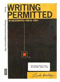 Writing Permitted in Designated Areas Only