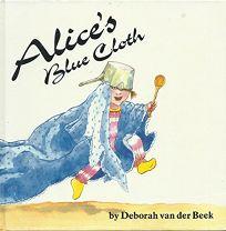 Alices Blue Cloth