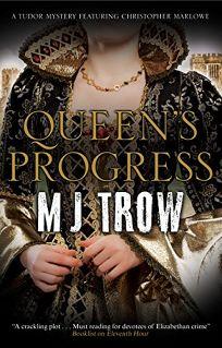 Queen's Progress: A Kit Marlowe Mystery