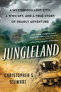 Jungleland: A Mysterious Lost City