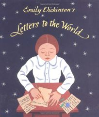 EMILY DICKINSONS LETTERS TO THE WORLD