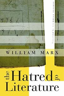 The Hatred of Literature
