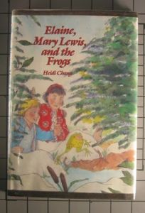 Elaine Mary Lewis & the Frog