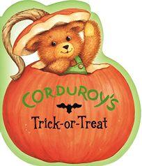 Corduroys Trick or Treat