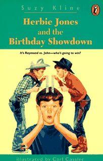 Herbie Jones and the Birthday Showdown