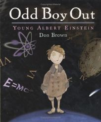 Odd Boy Out - book cover