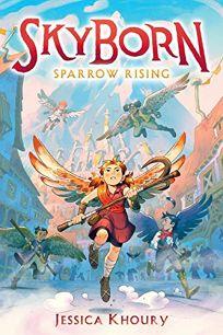Sparrow Rising Skyborn #1