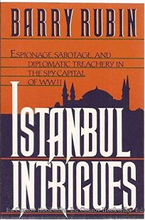 Istanbul Intrigues: Espionage